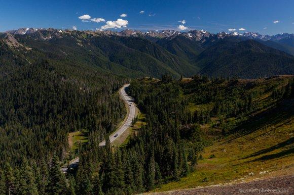 Hurricane Ridge, Olympic National Park, Washington