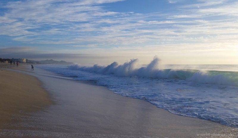 Beach near Costa Azul, San José del Cabo