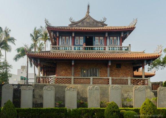 赤坎楼,台南