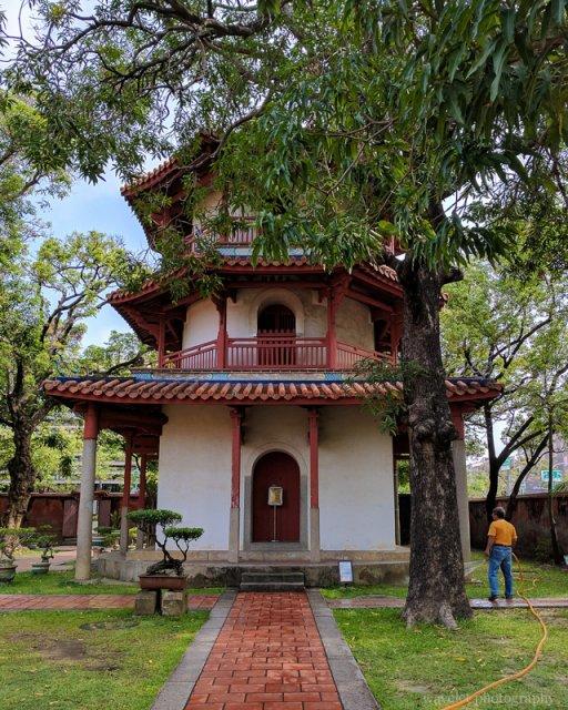 孔廟,台南