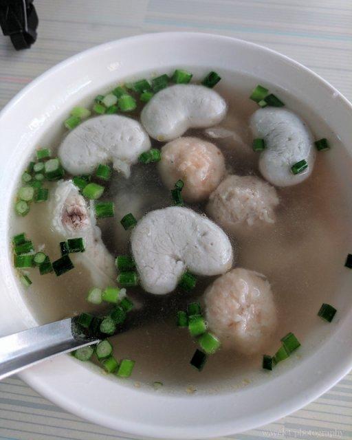 虱目魚丸,台南