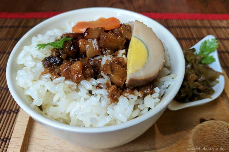 滷肉飯,台南