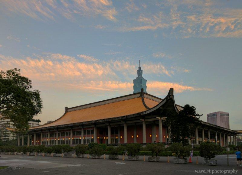 國父紀念館,台北