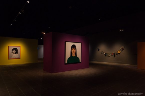 Exhibit of Family Stories (Gillian Wearing), Statens Museum for Kunst, Copenhagen