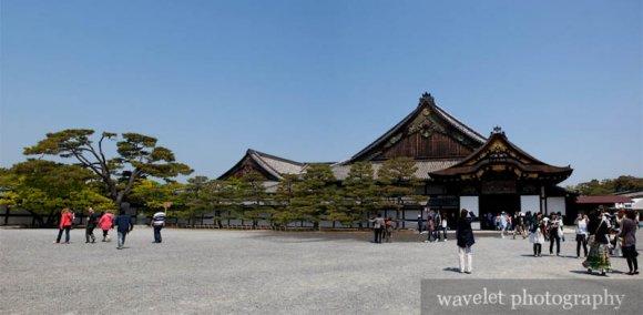 Nijo Castle  (二条城)