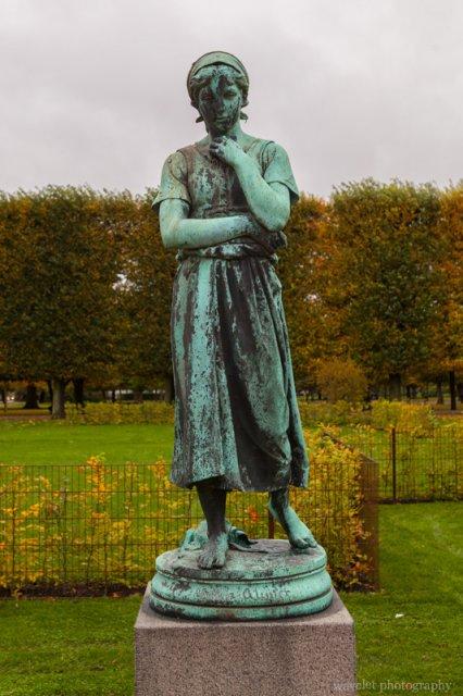 Liden Gunver, Rosenborg Castle Garden, Copenhagen