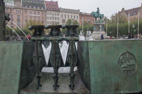 Fountain of Stortorget, Malmö