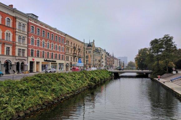 Davidshallsbron, Malmö