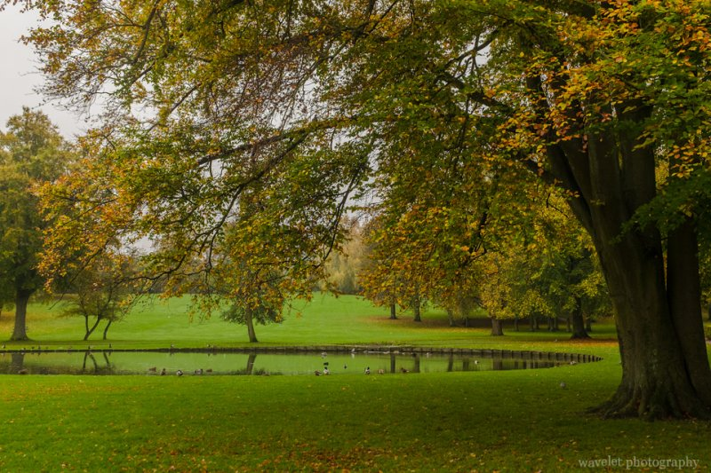 Byparken city park, Roskilde