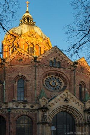 St. Luke's Church, Munich, Germany