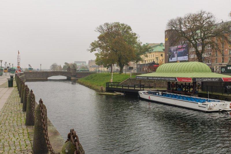 Rörsjökanalen, Malmö