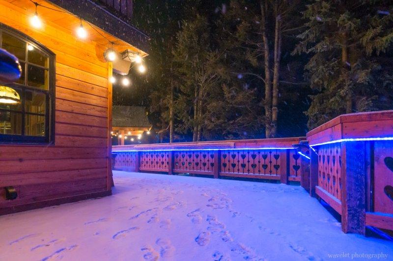 Alpenhof Bistro & Dietrich's, Teton Village