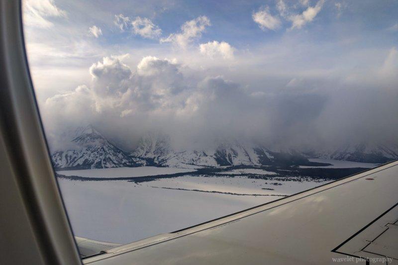 Overlook Teton Range, Jackson Hole