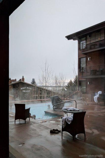 Hotel Terra, Teton Village