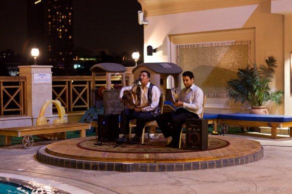 Live Music in Safir Hotel at Zamalek