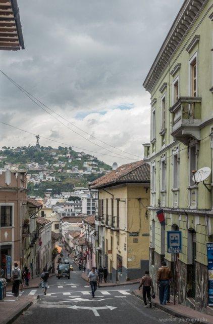 Venezuela Street, Quito