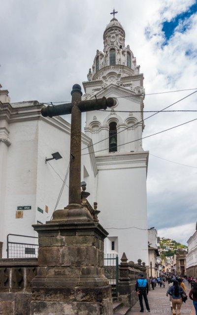 Catedral Metropolitana, Plaza de la Independencia