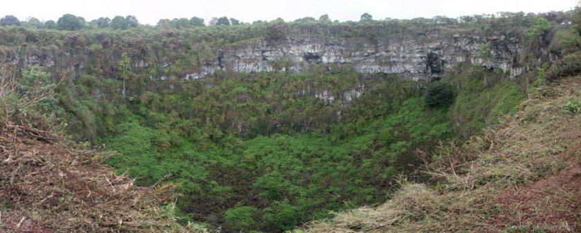 Twin Craters, Santa Cruz Island