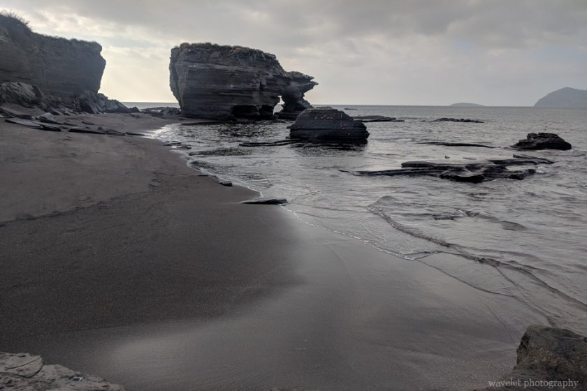 Puerto Egas, Santiago Island