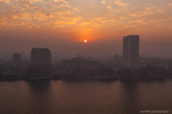 Cairo's Morning