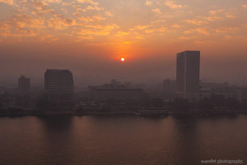 Cairo's Morning