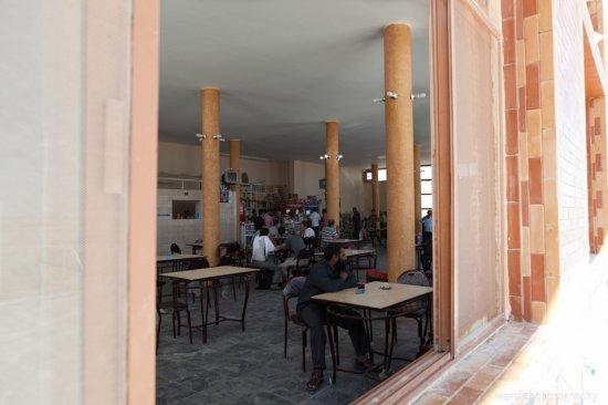 Rest Area between Cairo and Bahariya