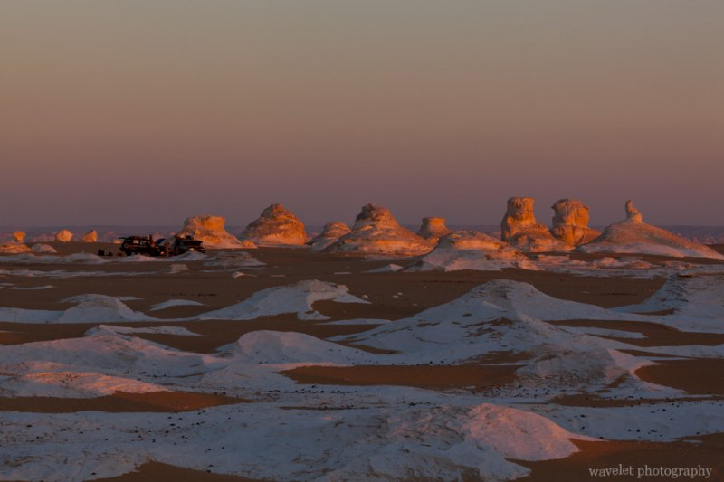 Other Camps in White Desert