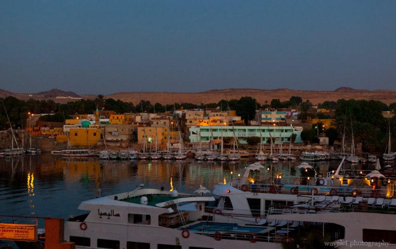 Aswan in the Morning