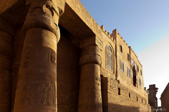 Abu al-Haggag Mosque, Luxor Temple