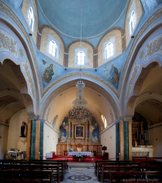 Catholic Cathedral, Fira, Santorini