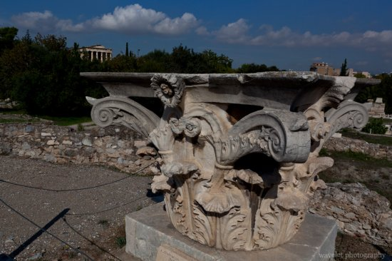 Hephaisteion in the Agora, Athens