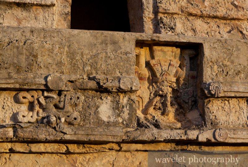 Stone Carving, Tulum