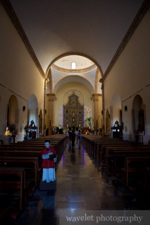Valladolid, La Parroquia de San Servacio