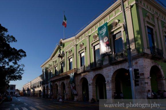 Mérida, Palacio de Gobierno, Yucatán State House