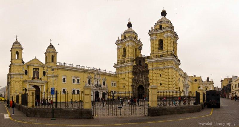 Monastery of San Francisco, Lima
