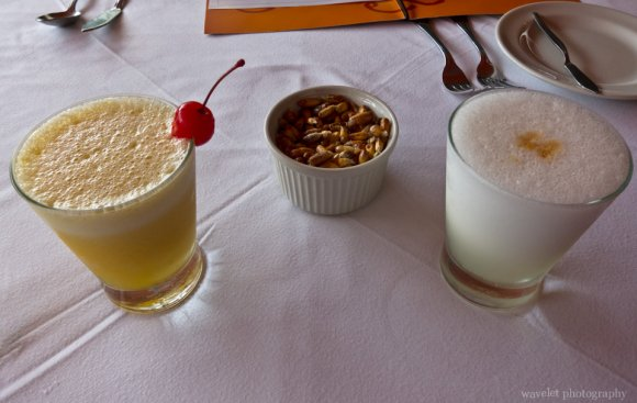 Pisco Sour, Alfresco, Lima