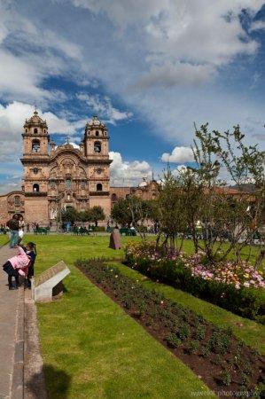 Iglesia de la Compañía in Plaza de Armas, Cusco