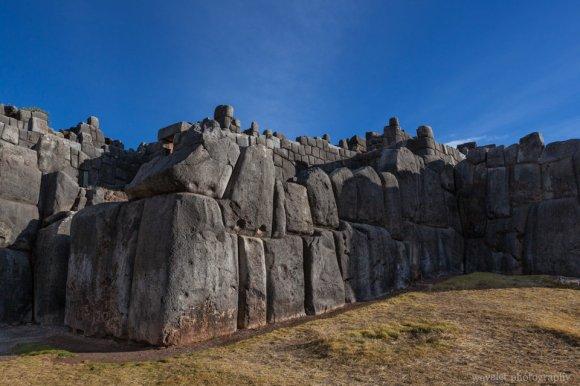 Sacsayhuamán Stone Walls