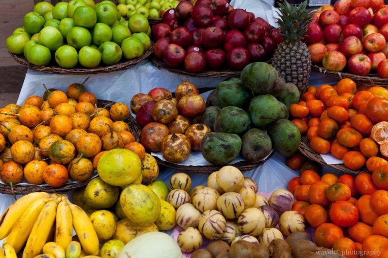 Weird and Not-so-weird Fruits