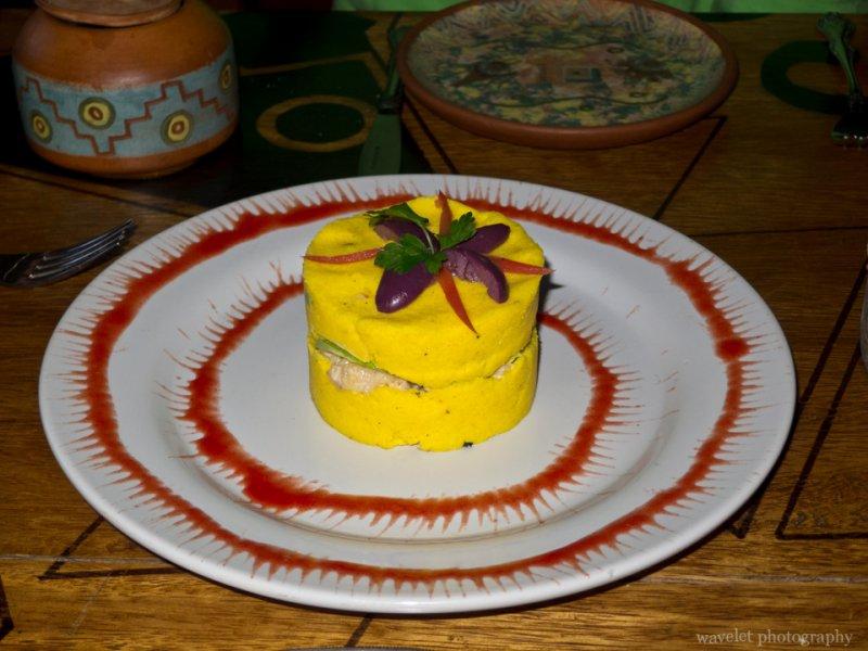 Panaka Grill Restaurant, Ollantaytambo
