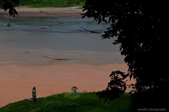 The Confluence of the Tambopata and Malinowski Rivers
