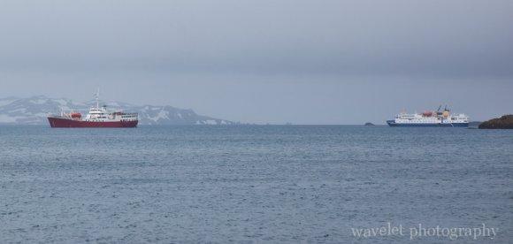 Antarctic Dream and Ocean Nova