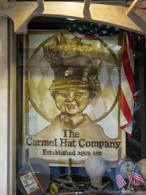 The Carmel Hat Company, Carmel, CA