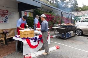 BBQ at Bruno's Market & Deli, Carmel, CA