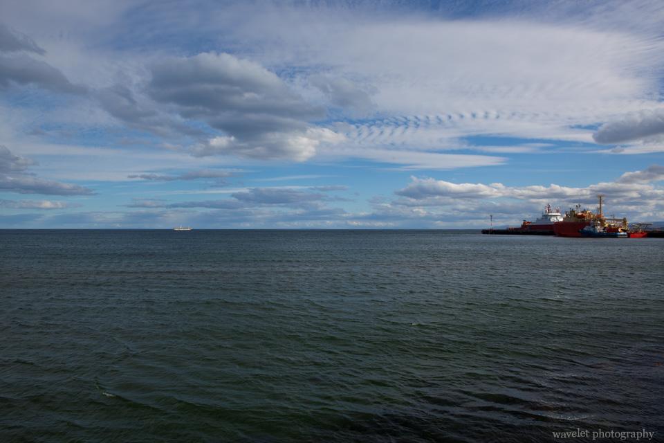 the Strait of Magellan