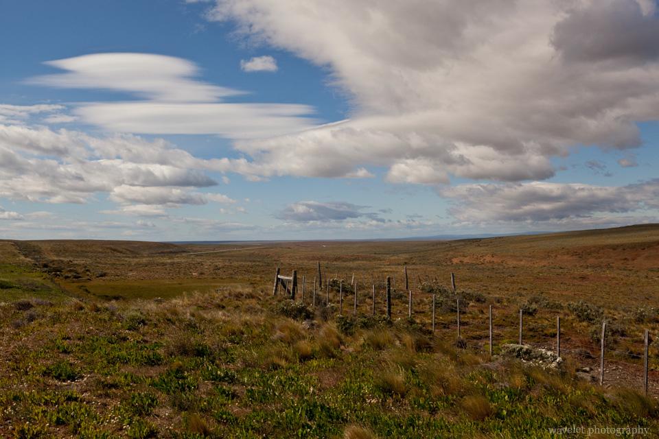 Nothingness of Patagonia