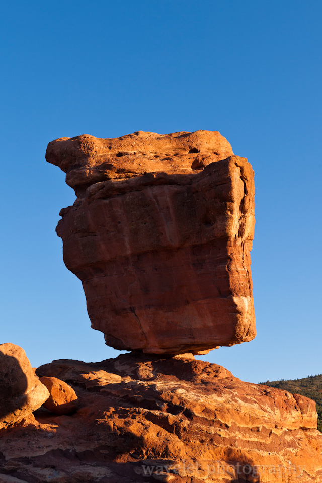 Garden of the Gods Park, Entrance