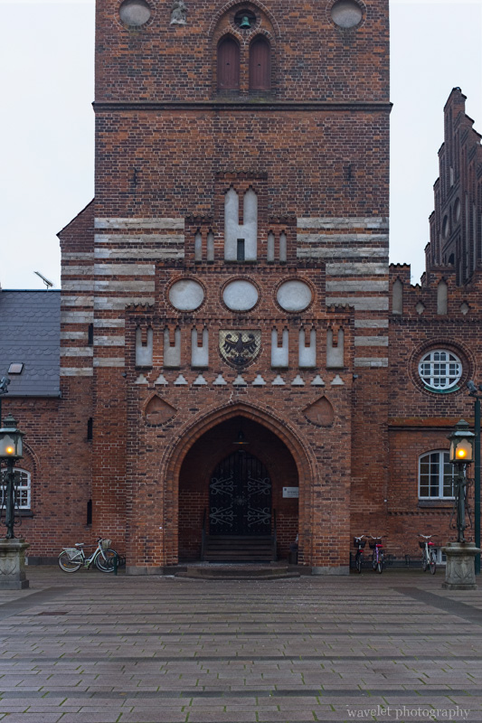 The Old City Hall (Byens hus) of Roskilde