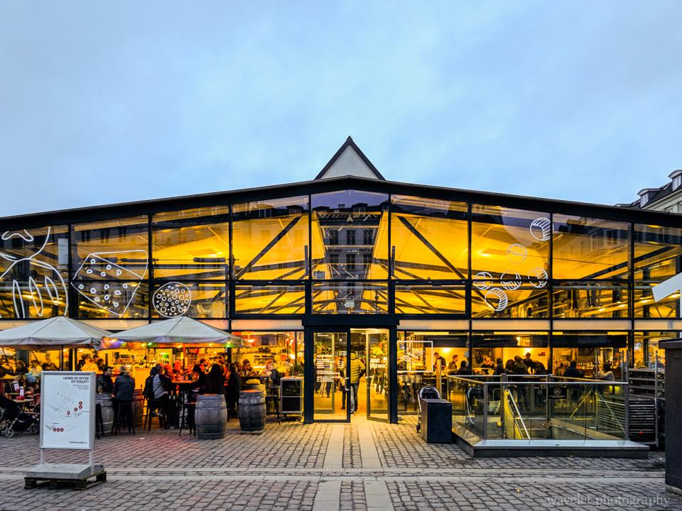 Torvehallerne market, Copenhagen