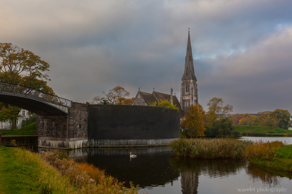 St Alban\'s Church, Copenhagen
